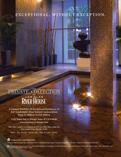 Las Olas River House Ad