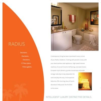 Radius Brochure