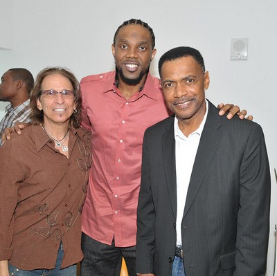 Sapphire Hosts Udonis Haslem Event