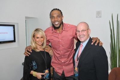 Sapphire Hosts Udonis Haslem Meet & Greet Event