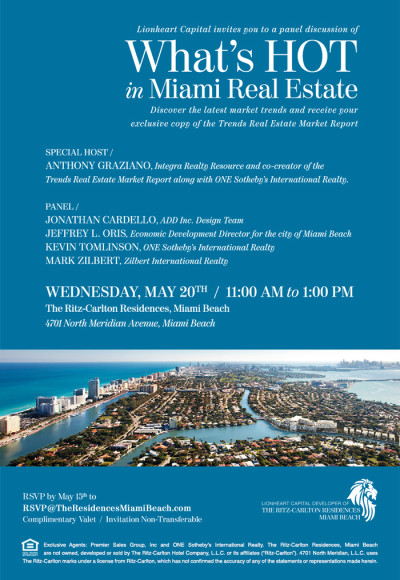What's Hot in Miami Real Estate